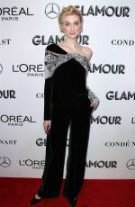 ELIZABETH DEBICKI at Glamour Women of the Year Summit: Women Rise in New York 11/11/2018