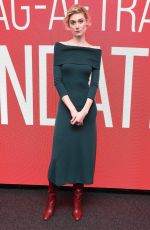 ELIZABETH DEBICKI at Sag-aftra Foundation Conversations for Widows in New York 11/13/2018