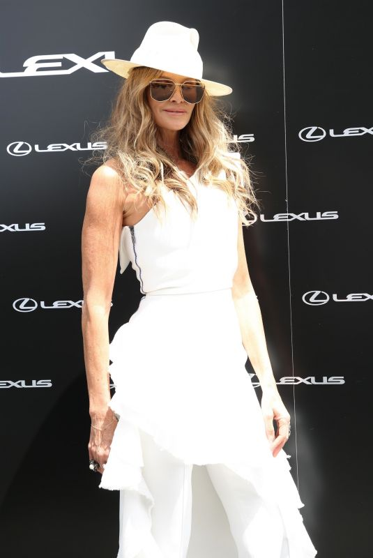 ELLE MACPHERSON at Aami Victoria Derby Day in Sydney 11/03/2018