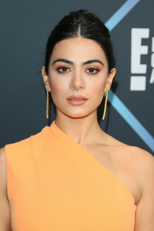 EMERAUDE TOUBIA at People's Choice Awards 2018 in Santa Monica 11/11/2018