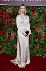 EMILY BERRINGTON at Evening Standard Theatre Awards 2018 in London 11/18/2018