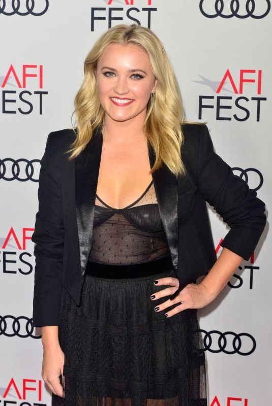 EMILY OSMENT at The Kominsky Method
