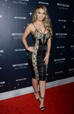 EMILY SEARS at Prettylittlething Starring Hailey Baldwin Event in Los Angeles 11/05/2018
