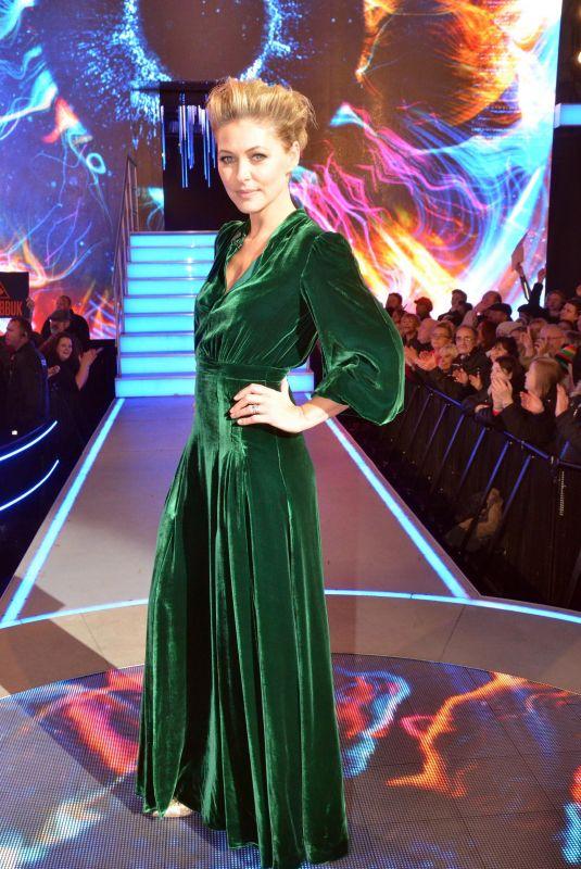 EMMA WILLIS at Big Brother Final Night in Borehamwood 11/05/2018