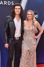 GABBY BARRETT at 2018 CMA Awards in Nashville 11/14/2018
