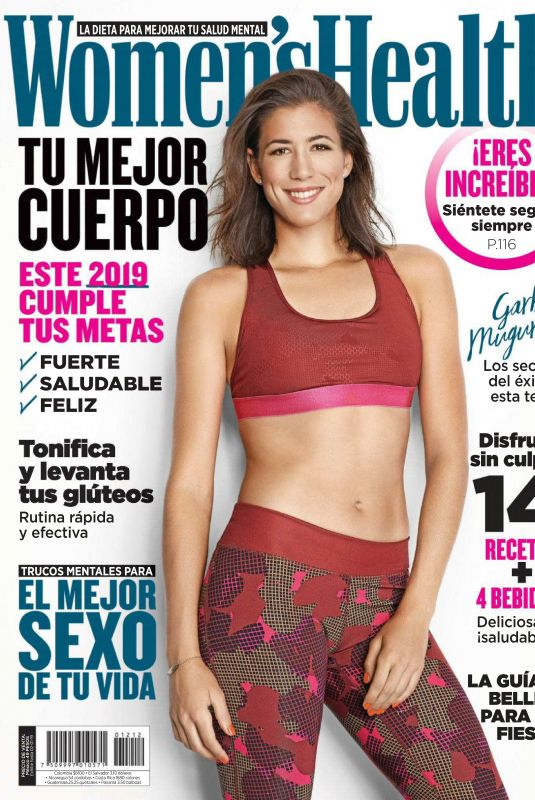 GARBINE MUGURUZA in Women