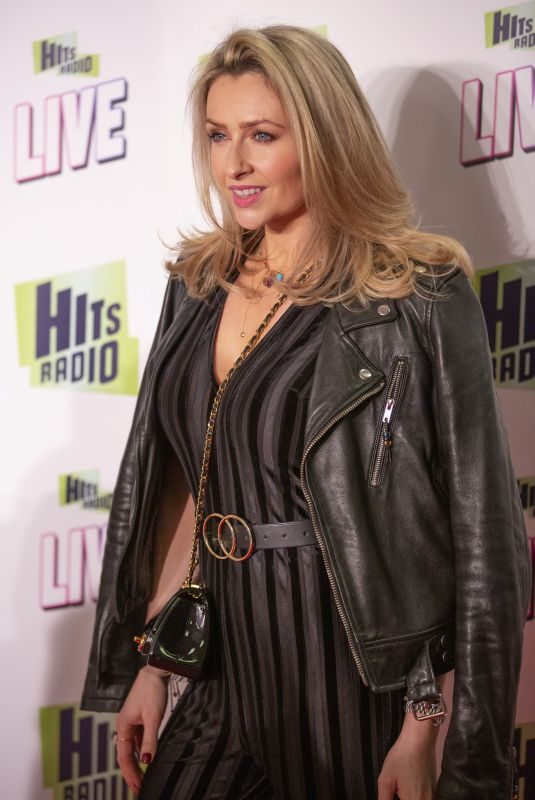 GEMMA MERNA at Hits Radio Live in Manchester 11/25/2018