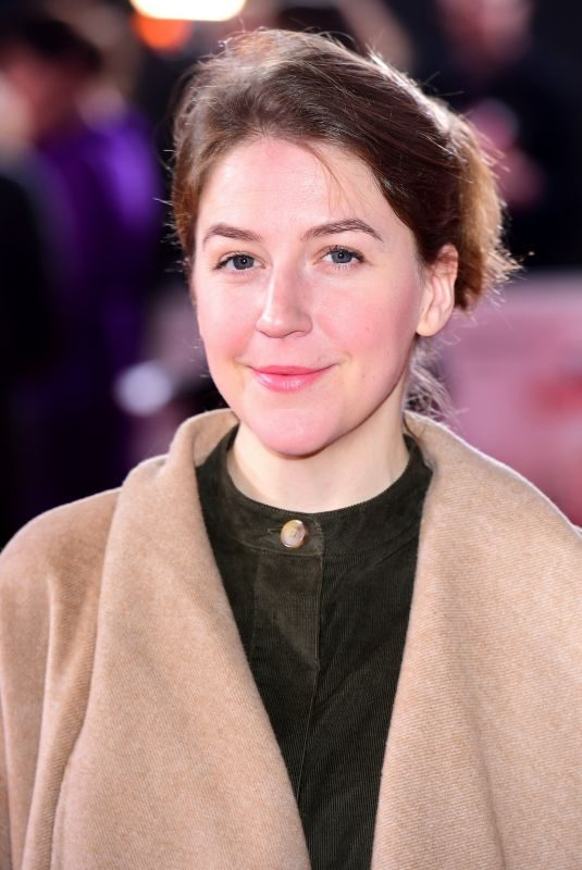 GEMMA WHELAN at Surviving Christmas with the Relatives Premeire in London 11/21/2018