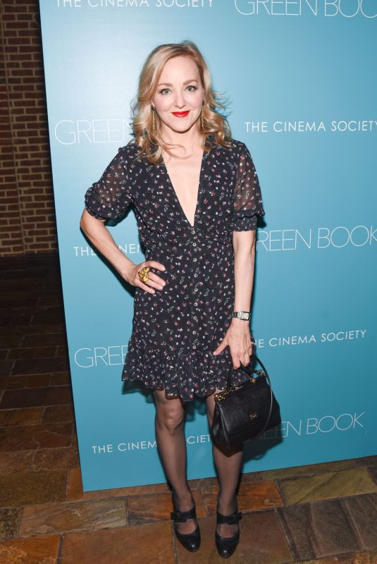 GENEVA CARR at Green Book Premiere in New York 11/13/2018