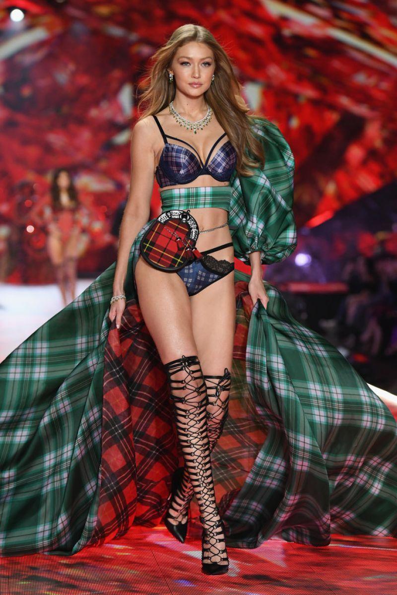 GIGI HADID at Victoria's Secret 2018 Show in New York 11 ...