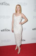 HALEY RAMM at Pimp Premire in Los Angeles 11/07/2018
