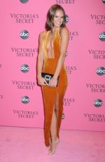 HELEN OWEN at VS Fashion Show Afterparty in New York 11/07/2018