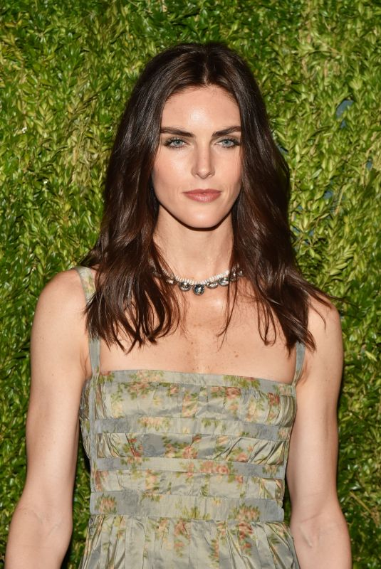 HILARY RHODA at Cfda/Vouge Fashion Fund 15th Anniversary in New York 11/05/2018