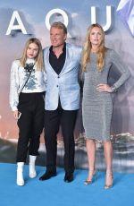 IDA LUNDGREN at Aquaman Premiere in London 11/26/2018