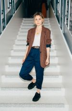 IMMY WATERHOUSE at Brasserie of Light Ppening at Selfridges in London 11/20/2018