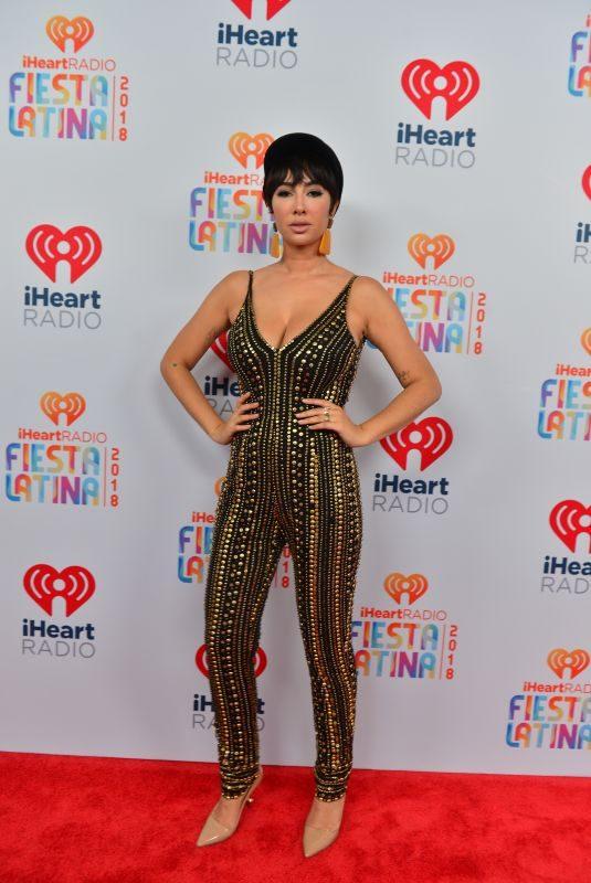JACKIE CRUZ at Hollywood Film Awards in Los Angeles 11/04/2018