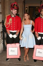 JACQUELINE JOSS at Boux Avenue #bouxeverafter Launch in London 11/09/2018