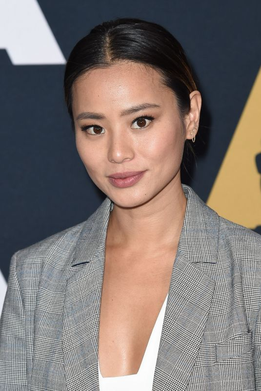 JAMIE CHUNG at Academy Nicholl Fellowships in Screenwriting Awards in Beverly Hills 11/08/2018