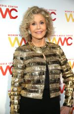 JANE FONDA at 2018 Women