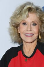 JANE FONDA at Telethon for America at Youtube Space LA in Los Angeles 11/05/2018