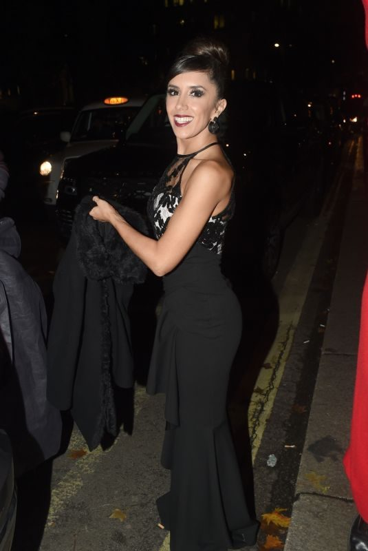 JANETTE MANRARA at Goldie's Love in Charity Fundraiser in London 11/12/2018