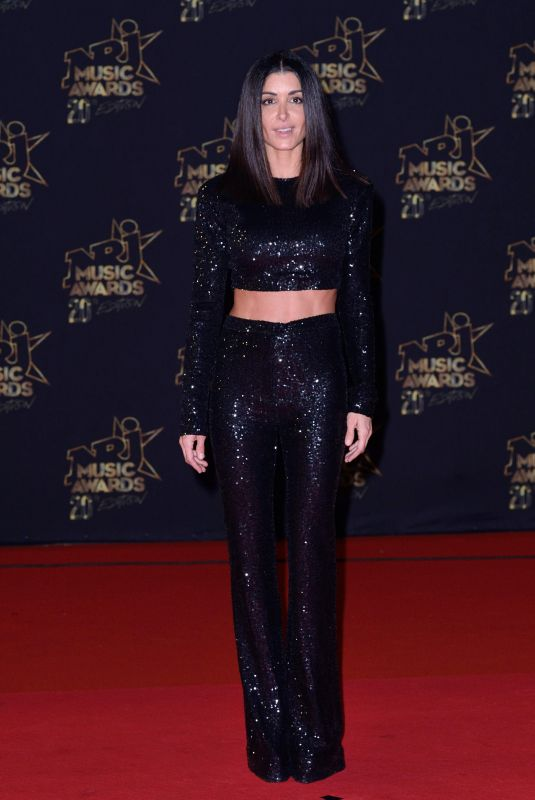 JENIFER BARTOLI at NRJ Music Awards 2018 in Cannes 11/10/2018