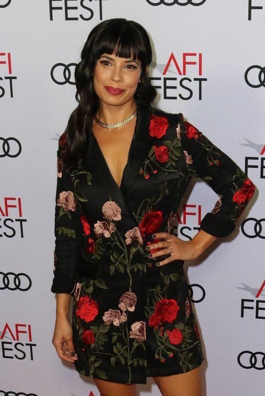 JENNA LYNG ADAMS at The Kominsky Method' Screening at Afi Fest 11/10/2018