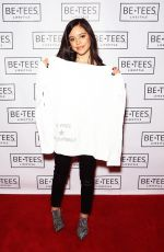 JENNA ORTEGA at 2018 Latin Grammy Awards Gift Lounge in Las Vegas 11/14/2018
