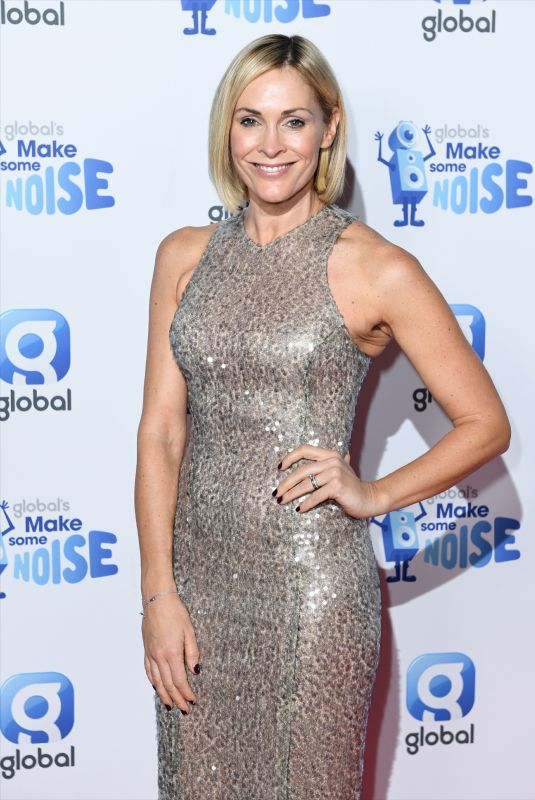 JENNI FALCONER at Make Some Noise Charity 2018 in London 11/20/2018