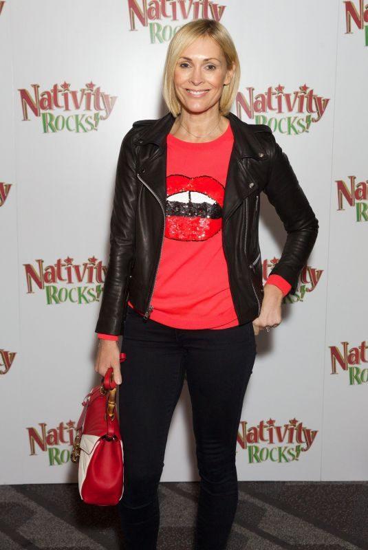 JENNI FALCONER at Nativity Rocks! Screening in London 11/04/2018