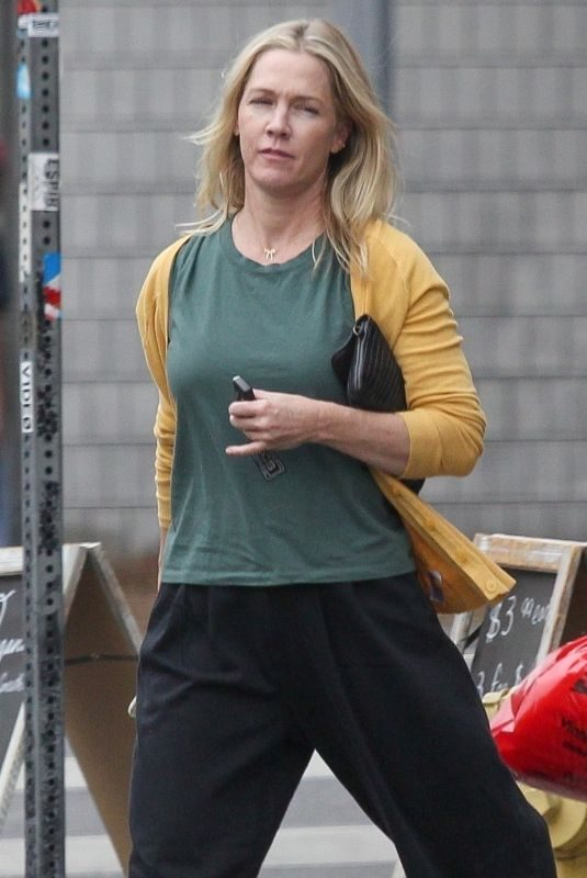 JENNIE GARTH Out and About in West Hollywood 11/19/2018