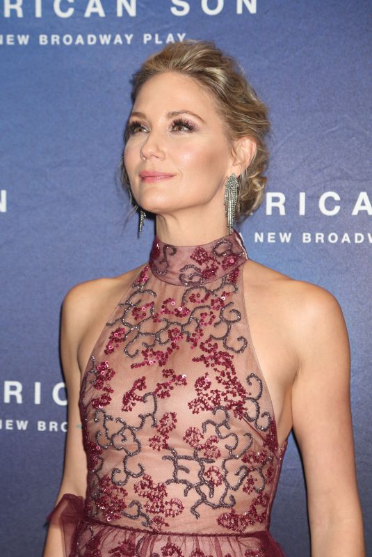 JENNIFER NETTLES at American Son Broadway Play Opening in New York 11/04/2018