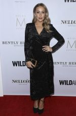 JESSI COLLINS at An Evening in China with Wildaid in Beverly Hills 11/10/2018