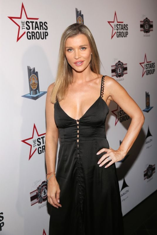 JOANNA KRUPA at Heroes for Heroes: Los Angeles Police Memorial Foundation Celebrity Poker Tournament 11/10/2018