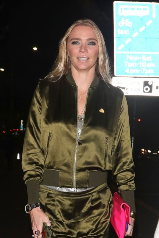 JODDIE KIDD Arrives at L'Oscar in London 11/15/2018