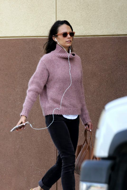 JORDANA BREWSTER Out in Los Angeles 11/27/2018