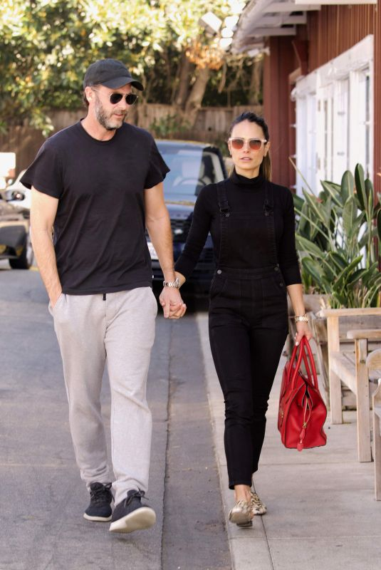 JORDANA BREWSTER Out Shopping in Brentwood 11/20/2018