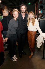 KALEY CUOCO and ALIZABETH OLSEN at Ebmrf Gosts sip. savor. support. in Beverly Hills 11/12/2018