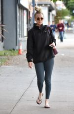 KALEY CUOCO Out and About in Los Angeles 11/24/2018
