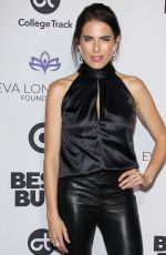 KARLA SOUZA at Eva Longoria Foundation Dinner Gala in Los Angeles 11/08/2018