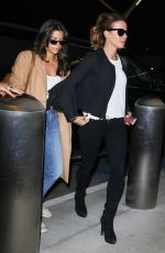 KATE BECKINSALE at Blind Dragon in Los Angeles 11/03/2018