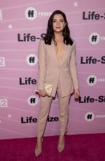 KATIE STEVENS at Life-size 2 Premiere in Los Angeles 11/27/2018