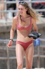 KENDAL LEE SCHULER in Bikini at Bondi Beach in Sydney 11/02/2018