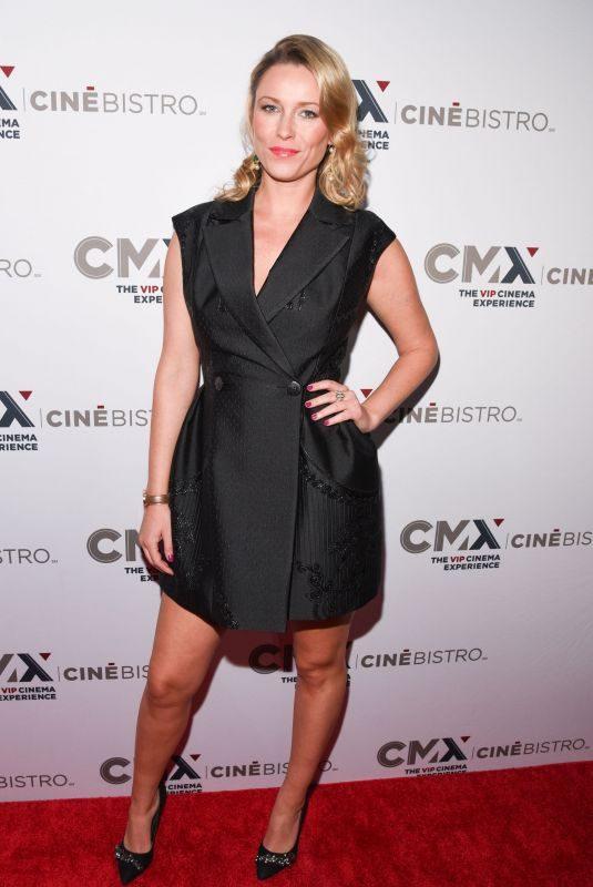 KIERA CHAPLIN at CMX Cinebistro Opening Night Special Screenings in New York 11/07/2018