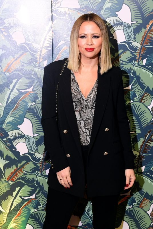 KIMBERLEY WALSH at Dita Von Teese Private Gig in London 11/14/2018