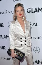 LAURA WHITMORE at Glamour Women of the Year Summit: Women Rise in New York 11/11/2018