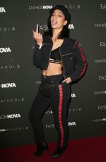 LEXY PANTERA at Fashion Nova x Cardi B Launch in Los Angeles 11/14/2018