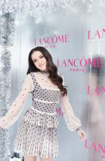 LILIMAR HERNANDEZ at Lancome x Vogue Holiday Event in West Hollywood 11/29/2018