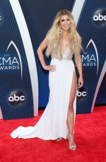 LINDSAY ELL at 2018 CMA Awards in Nashville 11/14/2018