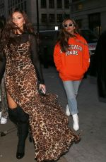 LITTLE MIX Out and About in London 11/29/2018